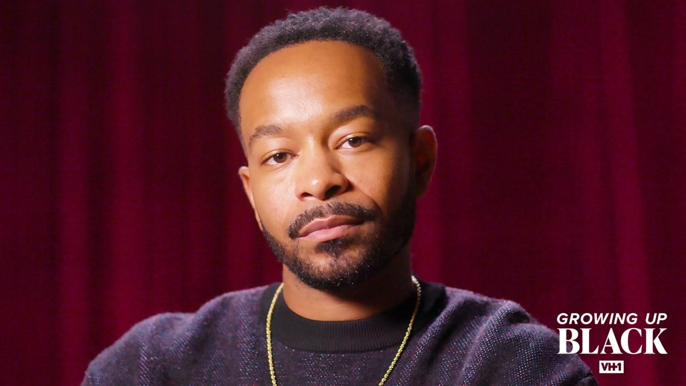 Tristen J. Winger VH1 Growing Up Black Los Angeles