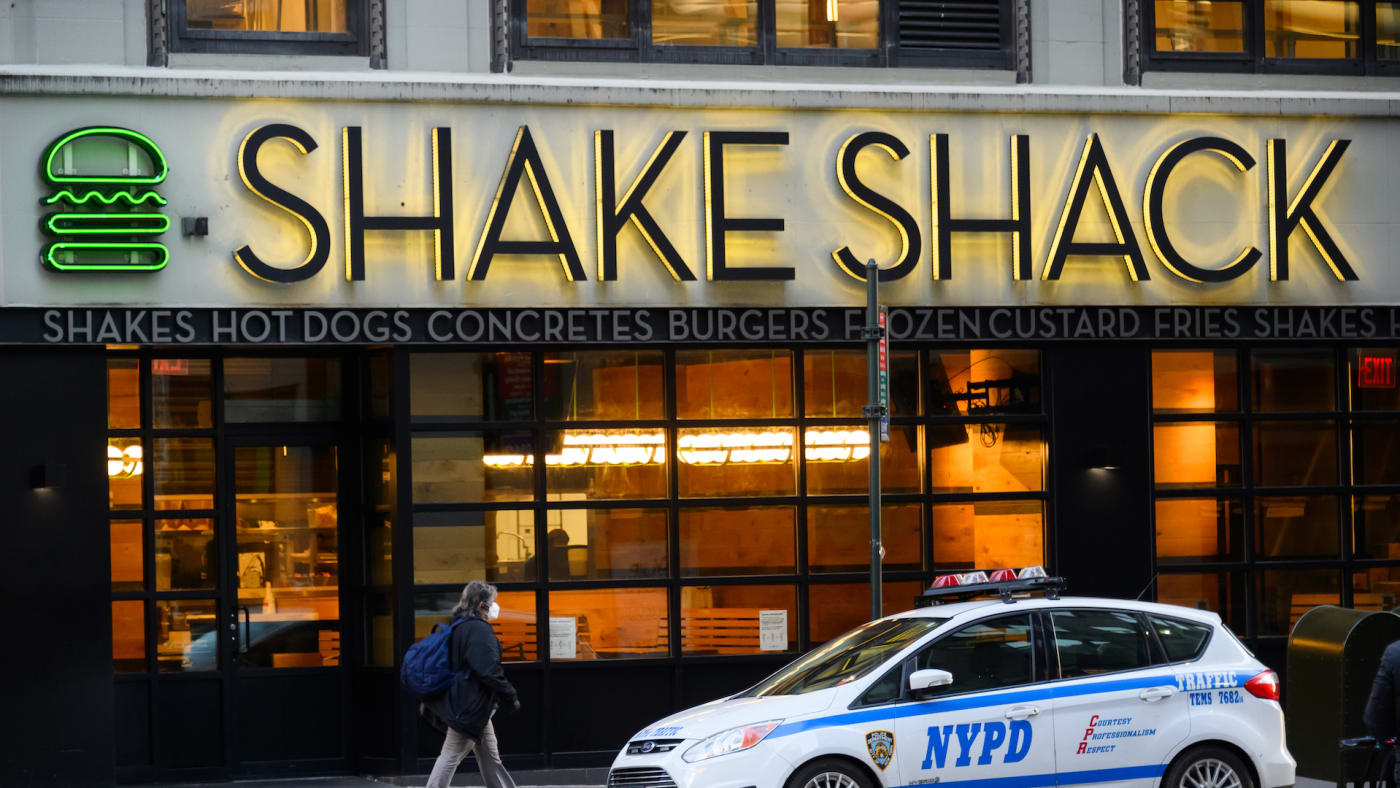 shake shack nypd