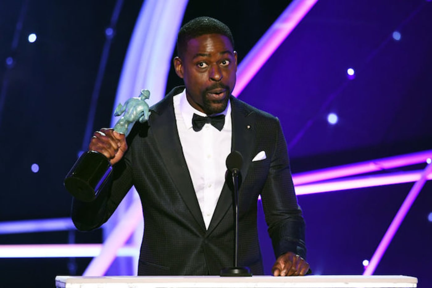 This is a picture of Sterling K. Brown.