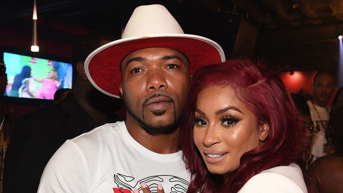 """Maurice """"Mo"""" Fayne and Karlie Redd attend """"Ferrari Karlie"""" Single Release Party"""
