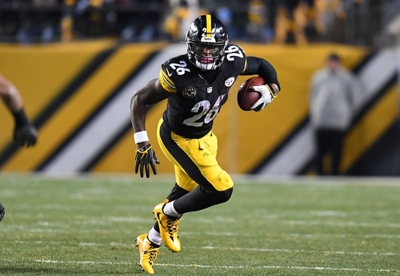 leveon bell trade