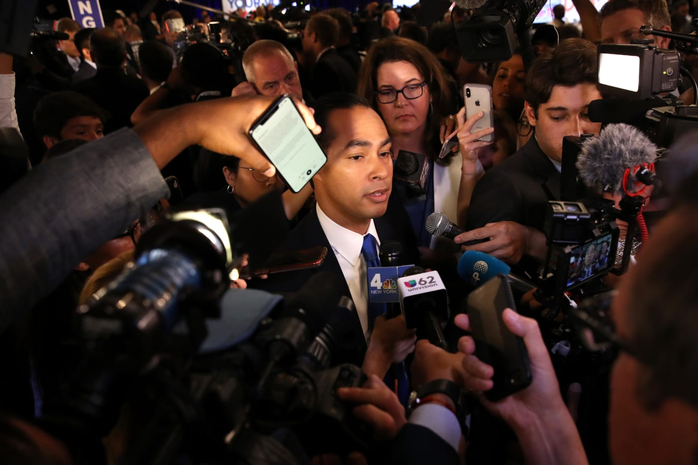 Julián Castro: The Fight Doesn't End at the Polls