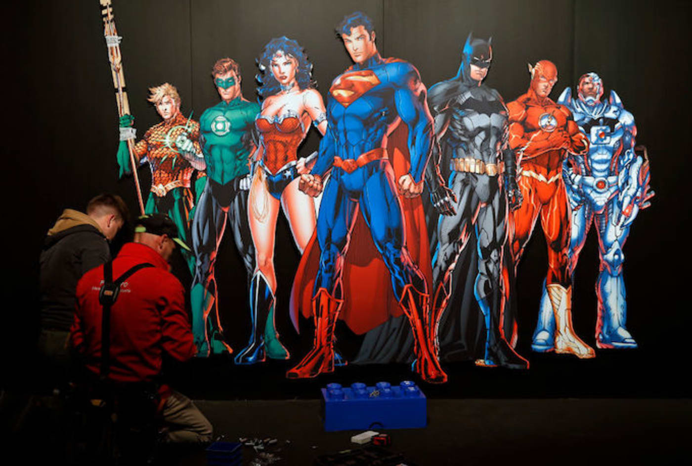 This is a picture of DC Comics.