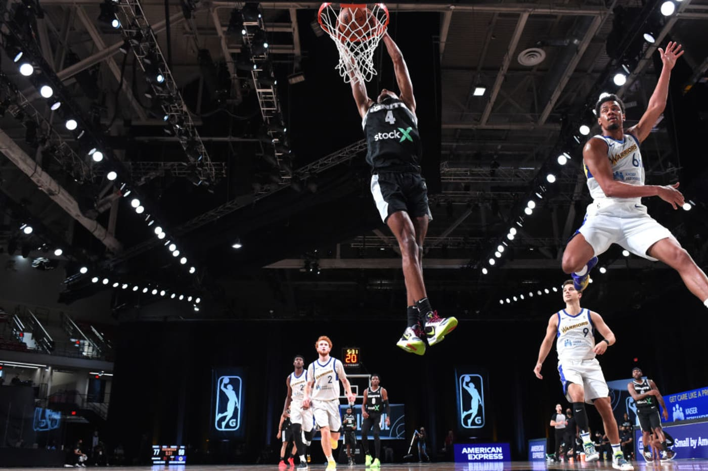 NBA G League Ignite Basketball Team and Prospects