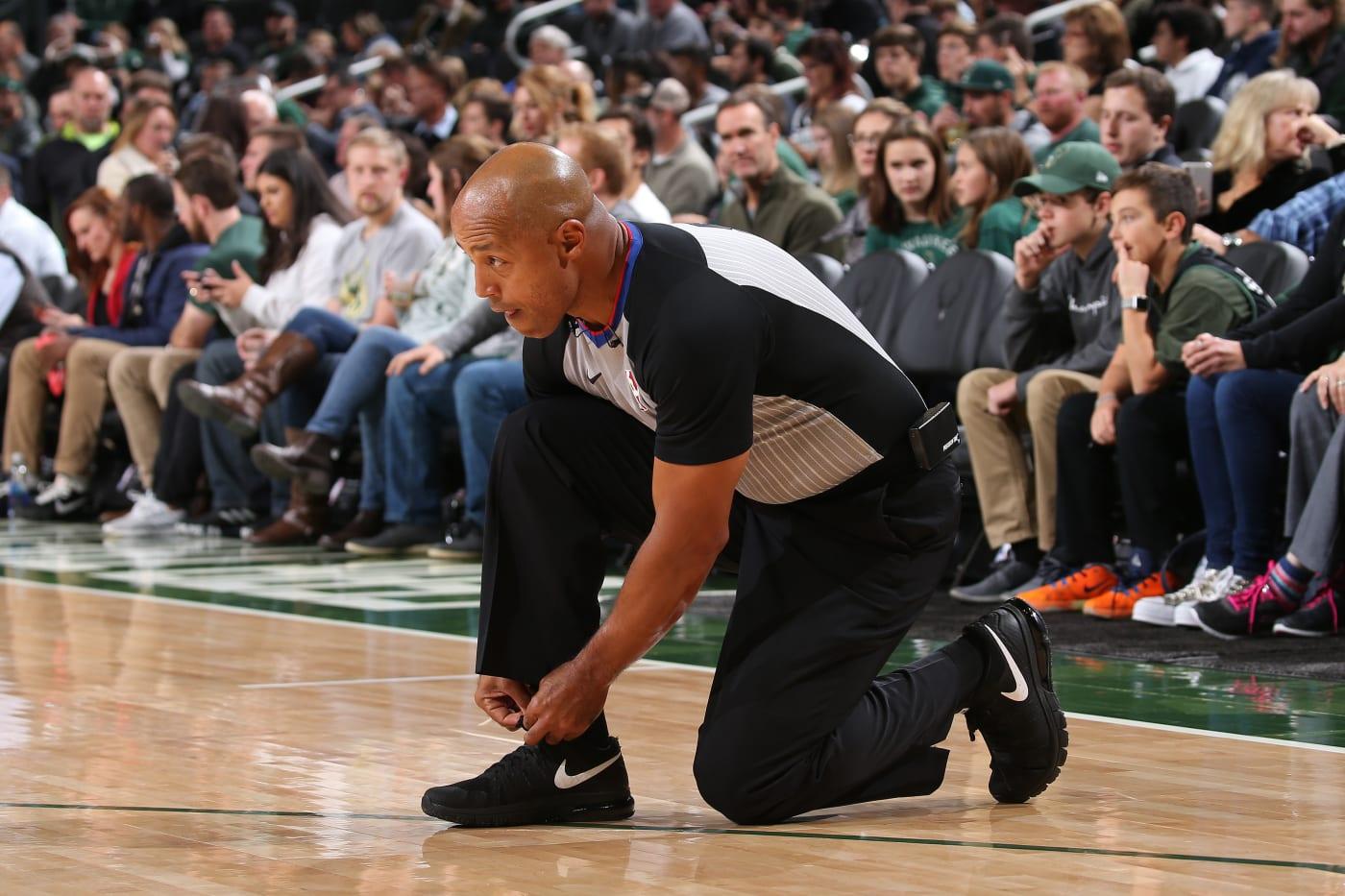 NBA Referee Sneakers