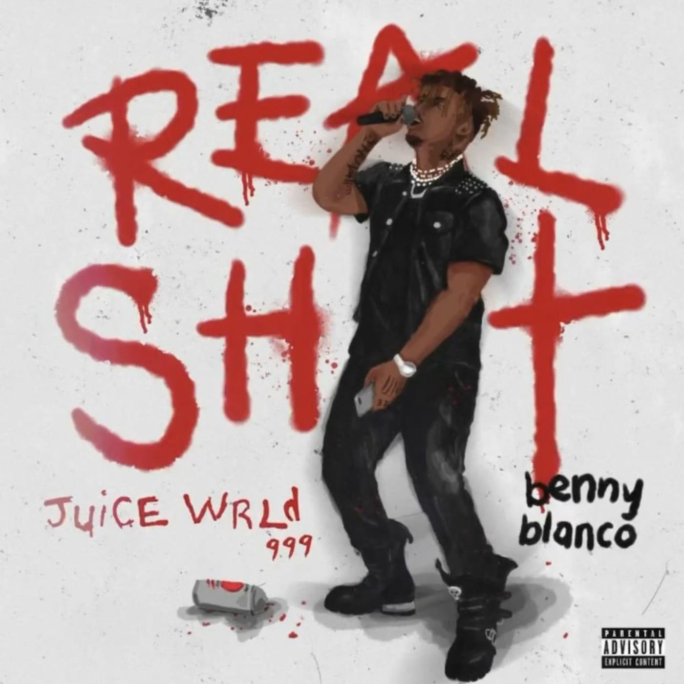 "Juice WRLD ""Real Shit"""