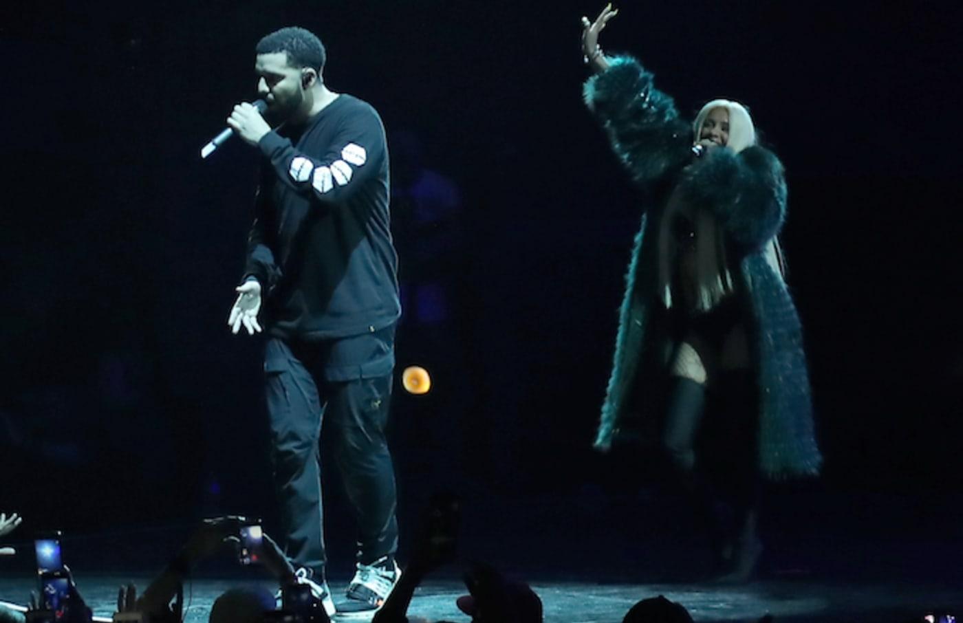 Cardi B Drake Toronto