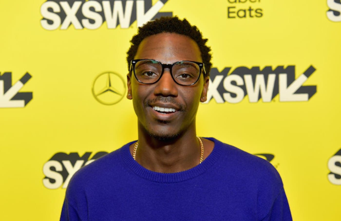 """Jerrod Carmichael attends the """"Ramy"""" Premiere during the 2019 SXSW Conference and Festivals."""