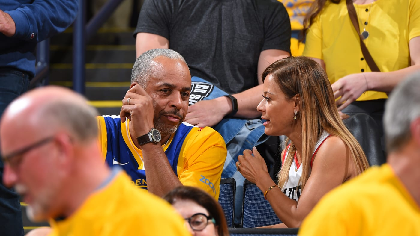 Dell and Sonya Curry Relationship
