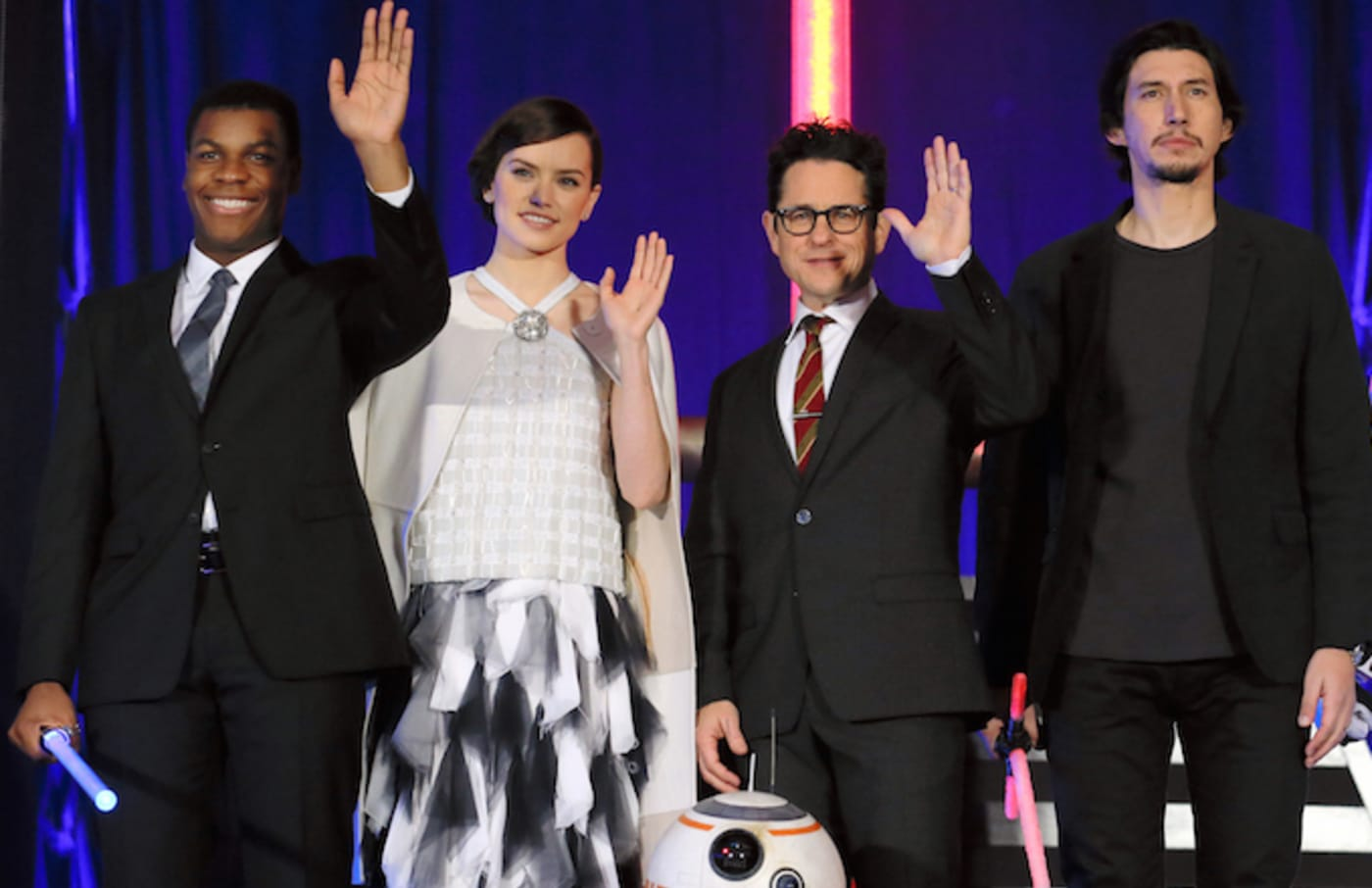 John Boyega and Daisy Ridley to Reunited in Star Wars 9