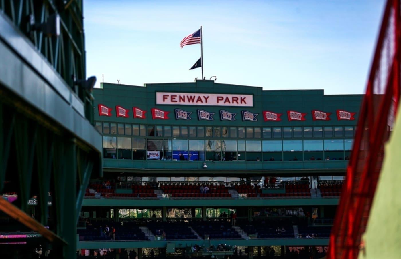 fenway park baseball