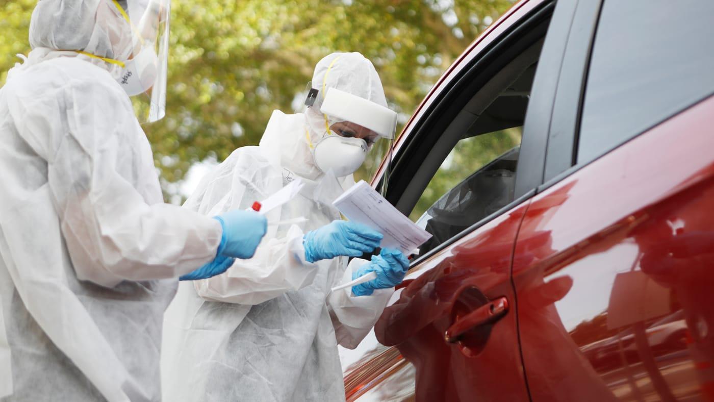 Coronavirus Testing in South Florida