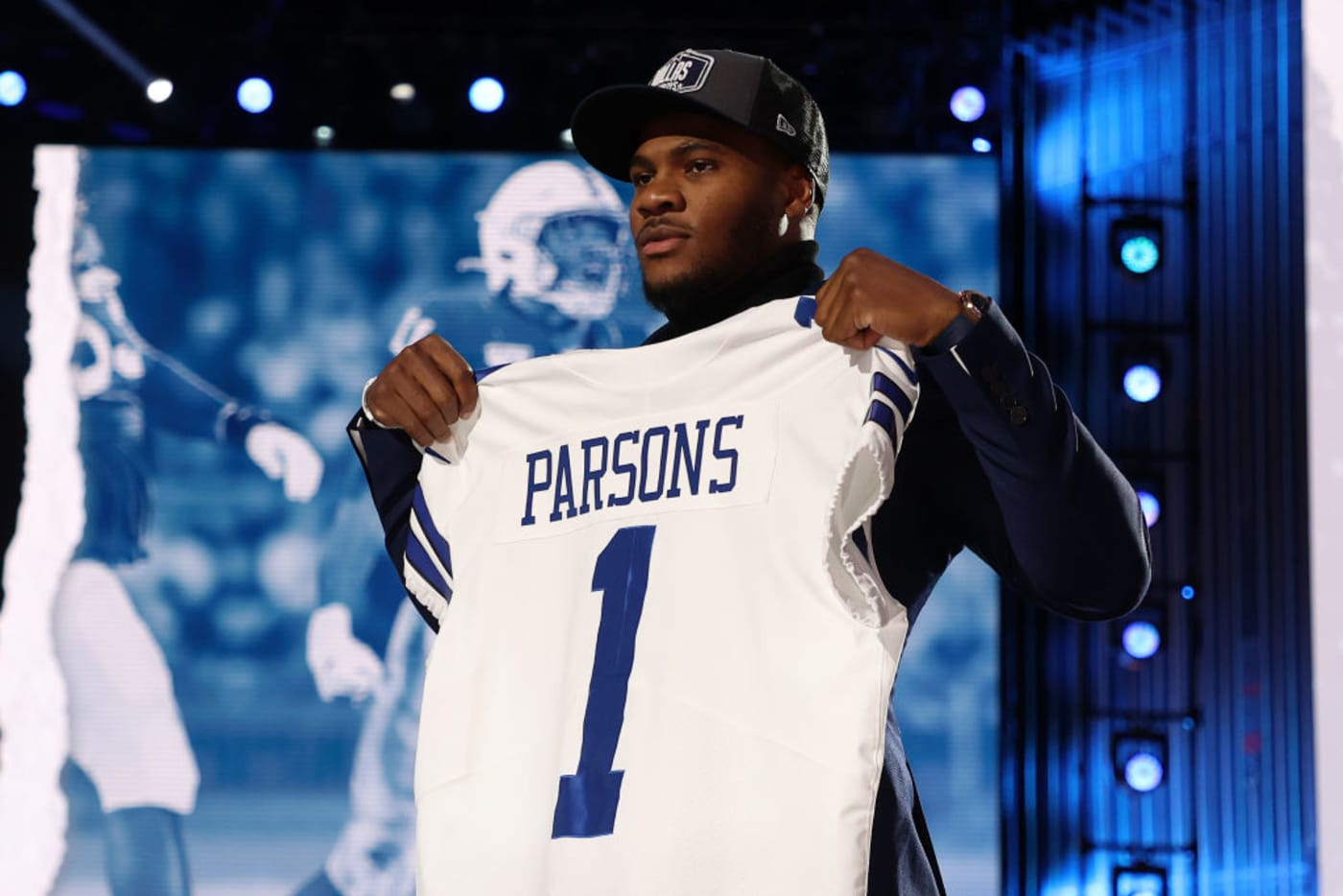Micah Parsons NFL Draft Jersey 2021