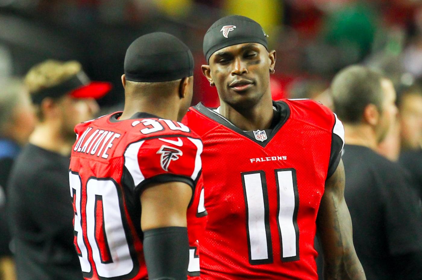 best wide receivers nfl julio jones