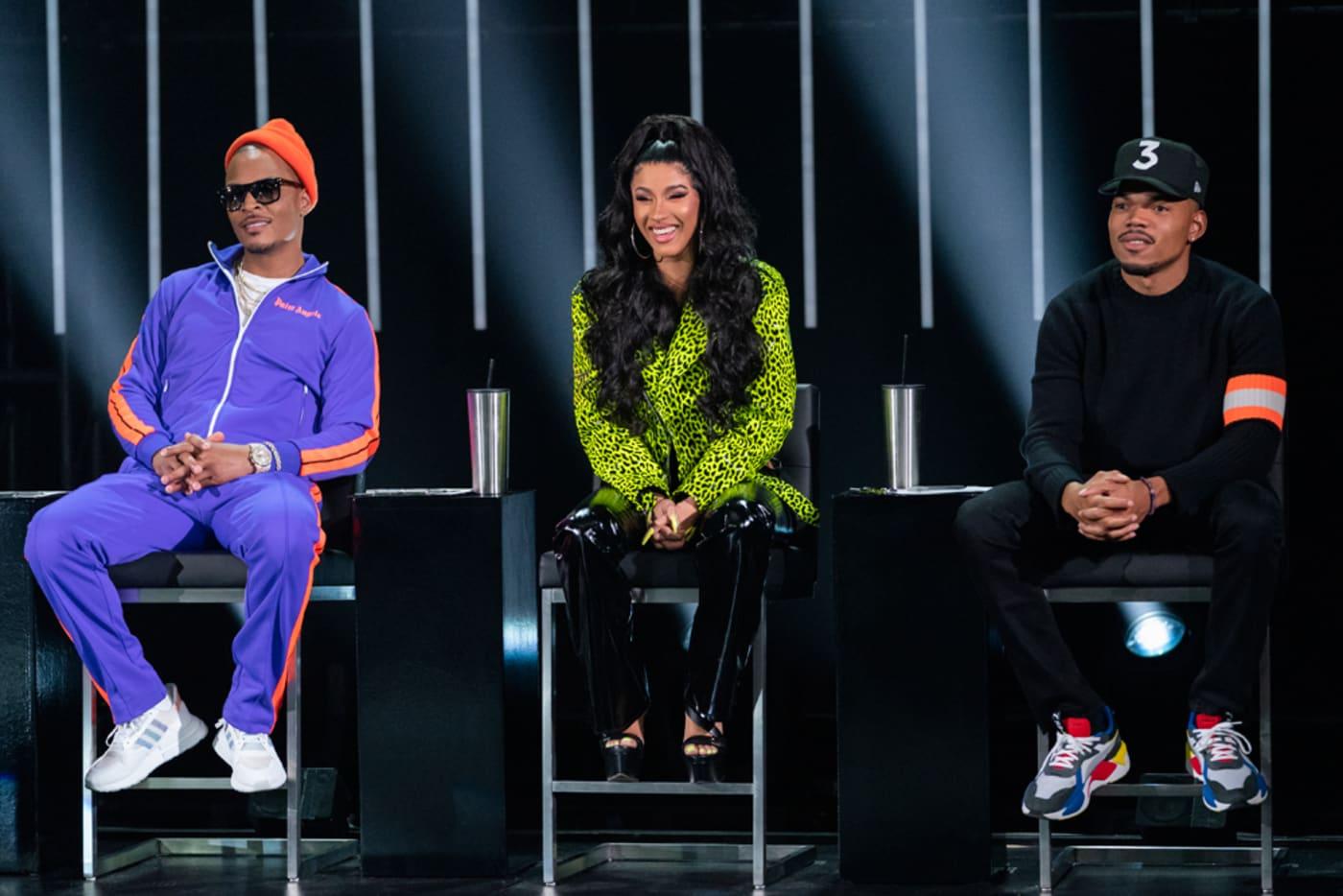 T.I., Cardi B, Chance The Rapper, Netflix's 'Rhythm + Flow'