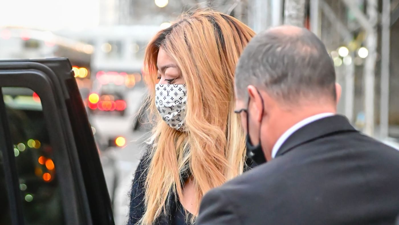 wendy williams shopping in soho