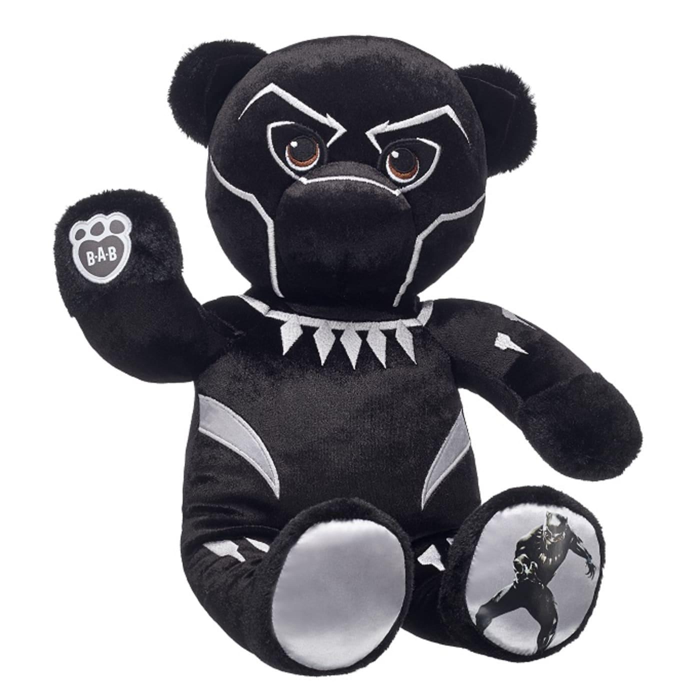 Black Panther Build a Bear