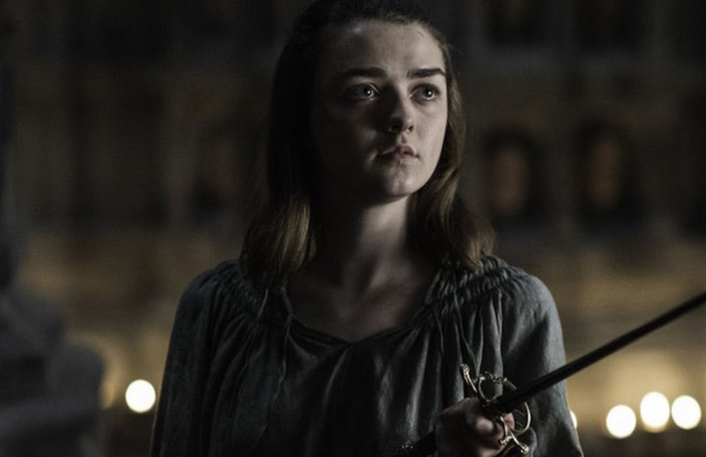 Arya Stark in 'Game of Thrones.'
