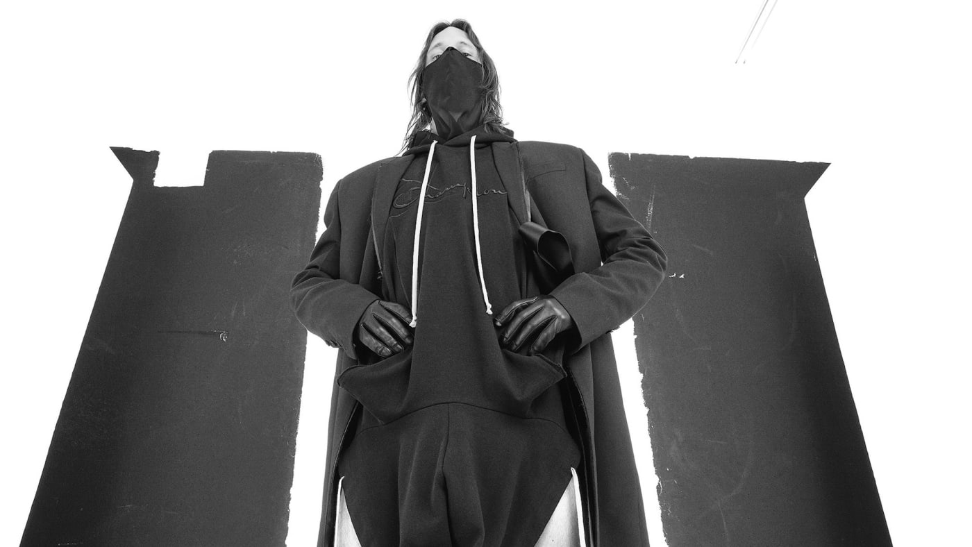 Rick Owens x Champion SS21