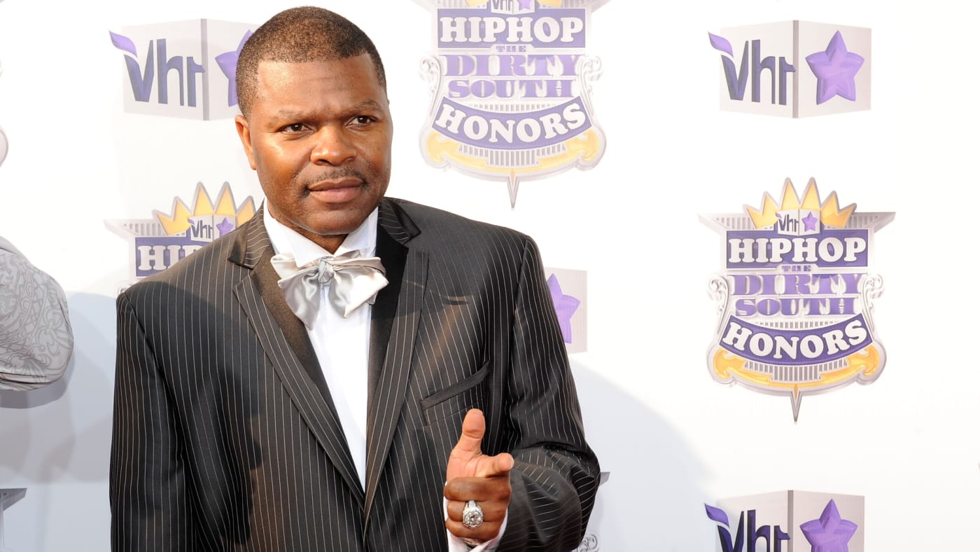 Rap-A-Lot Records CEO J Prince attends 2010 VH1 Hip Hop Honors.