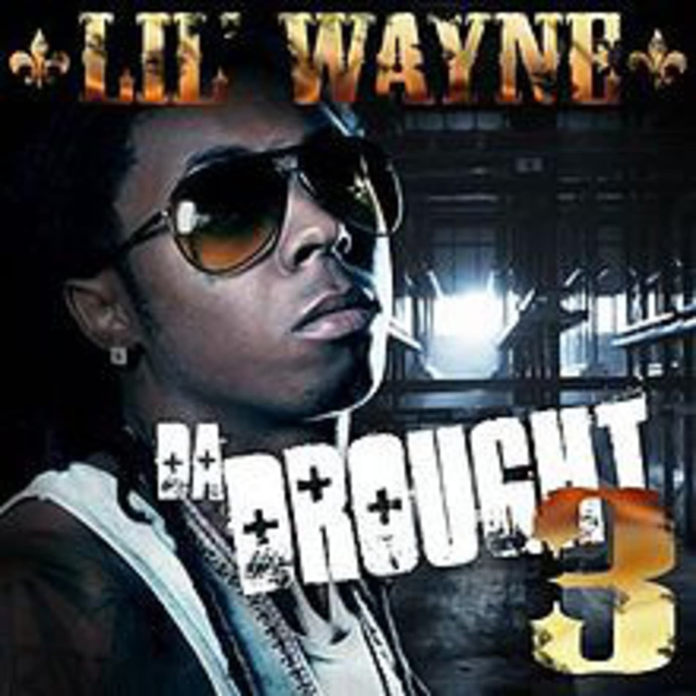 rapper mix tape da drought 3 lil wayne