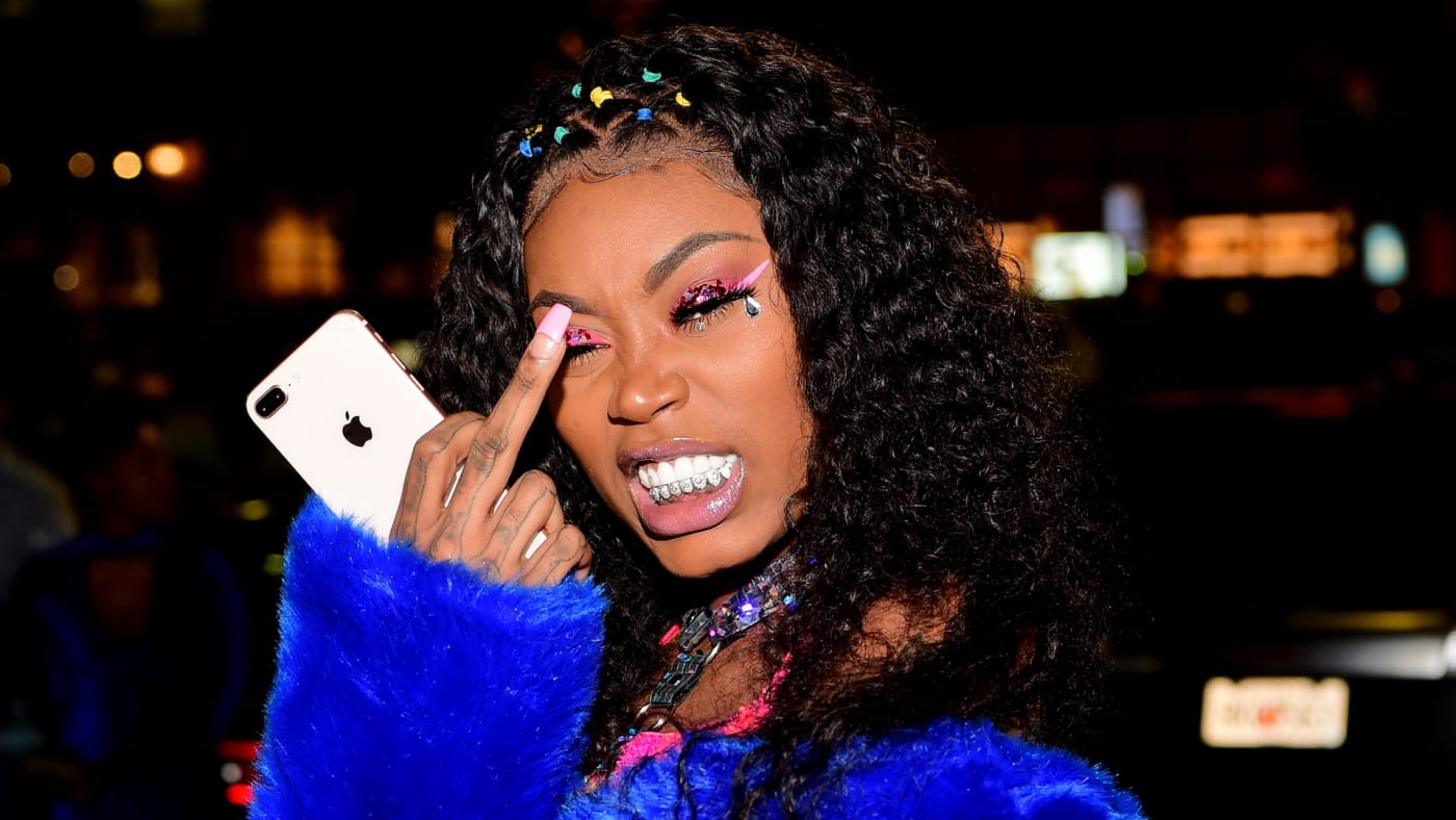 asian doll beef