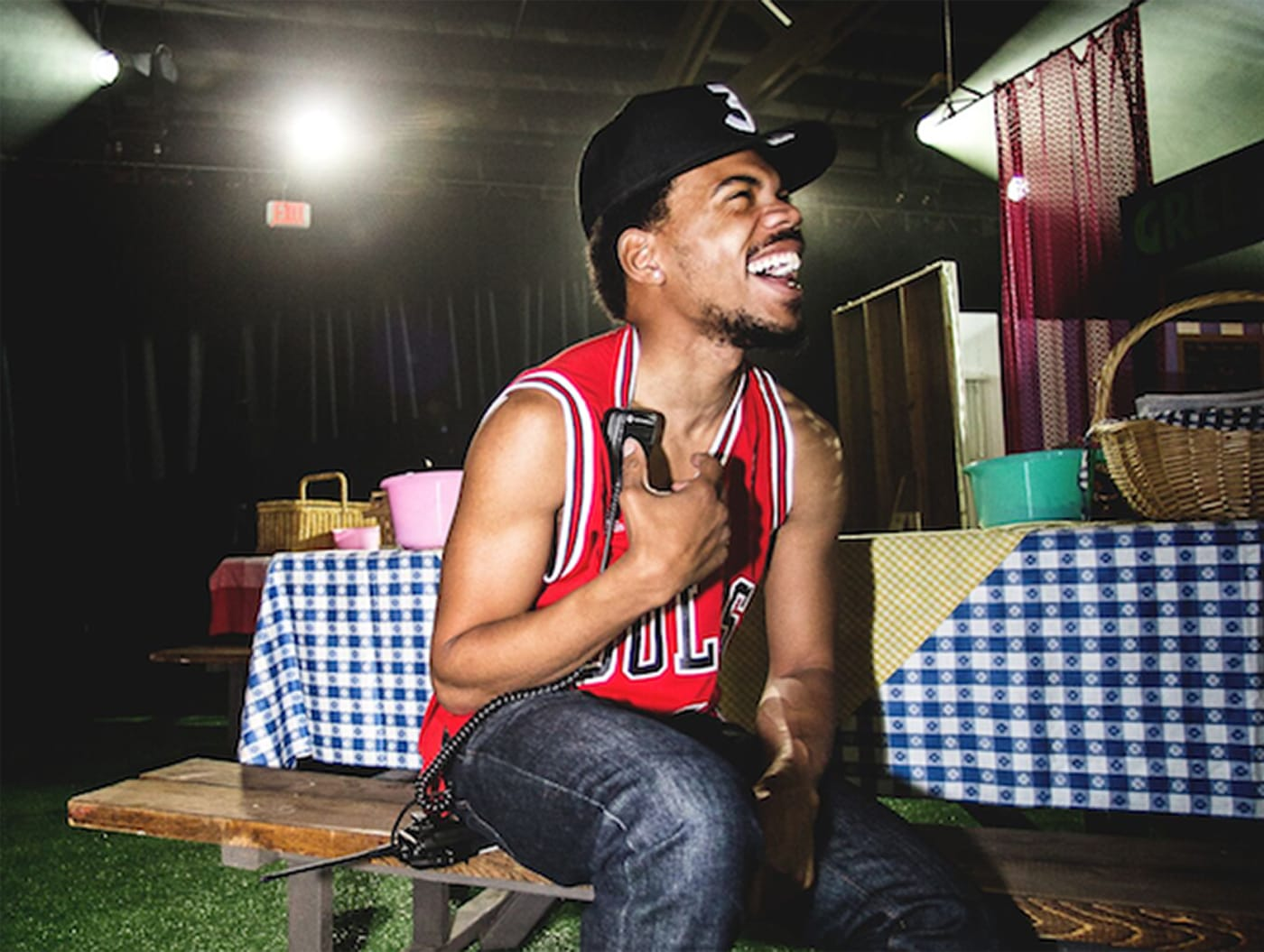 chance the rapper magnificent coloring world