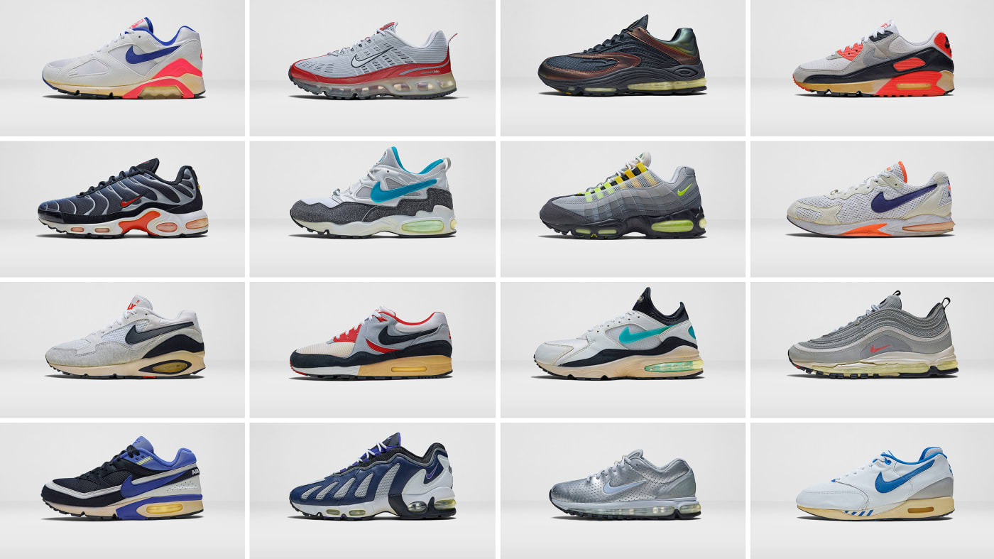 Nike Air Max: Latest Sneaker News, Releases & Collaborations