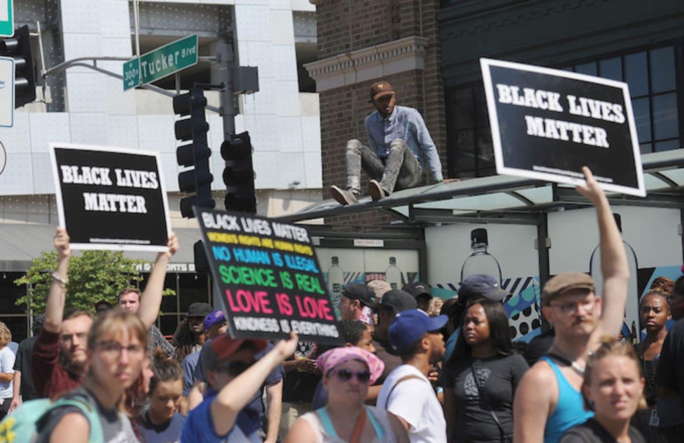 March in Atlanta