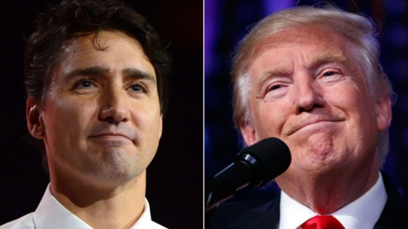 Americans Prefer Trudeau to Trump