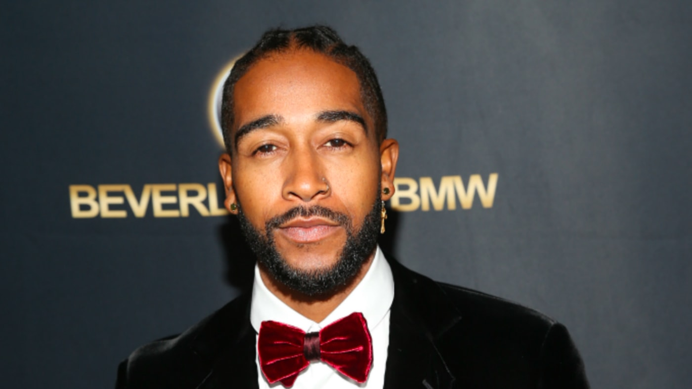 """Omarion attends the Ryan Gordy Foundation """"60 Years of Motown"""""""