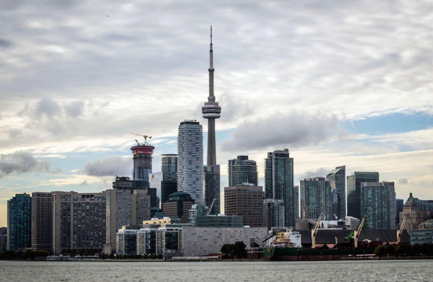 Toronto van incident