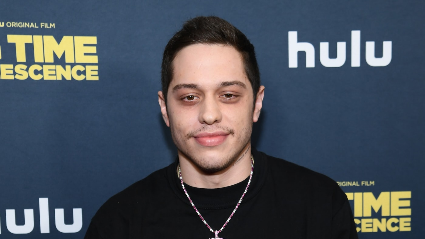 "Pete Davidson attends the premiere of ""Big Time Adolescence"""