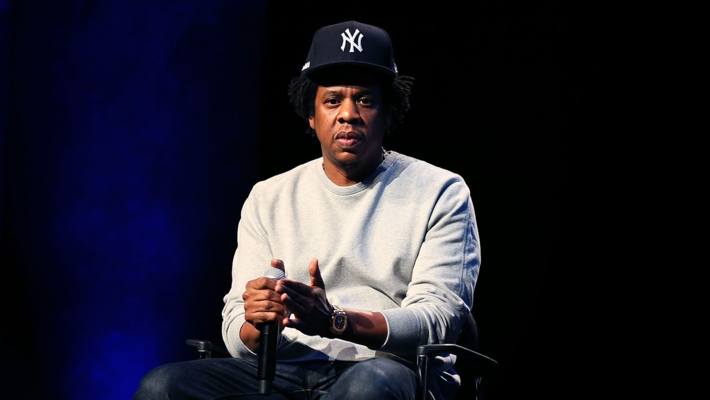 Shawn 'Jay Z' Carter attends Criminal Justice Reform Organization Launch.