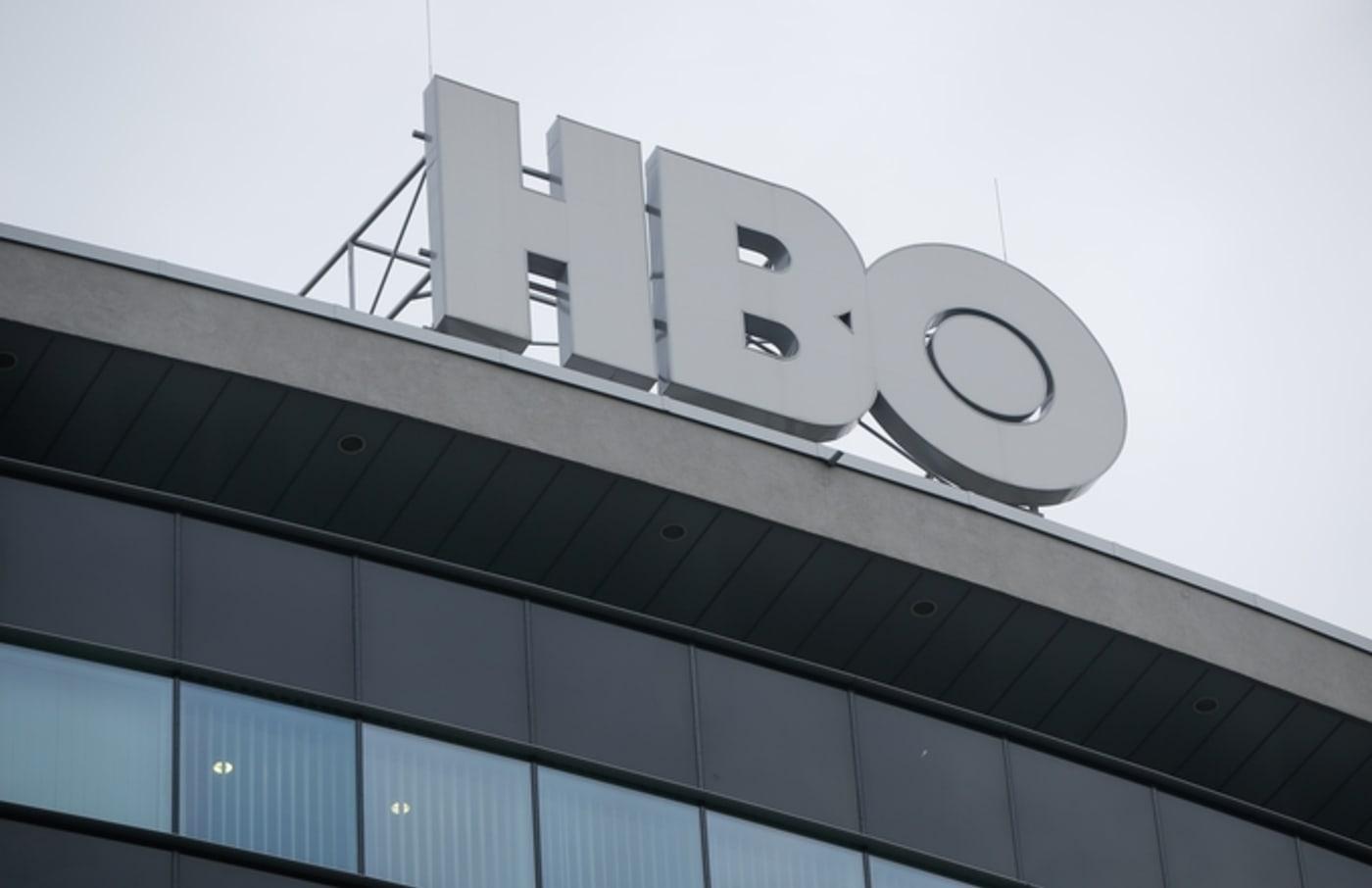 hbo logo sign