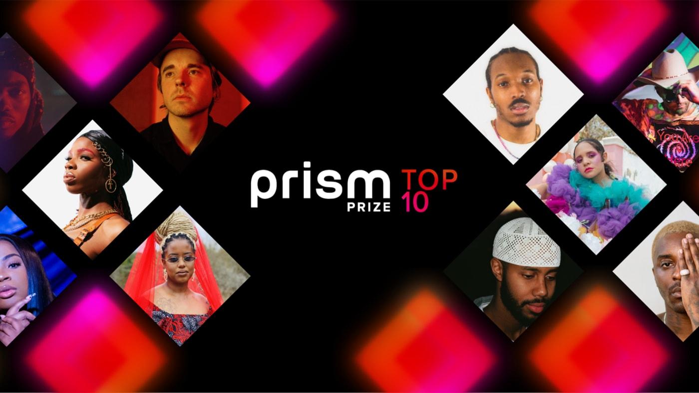 Prism prize top 10 finalists