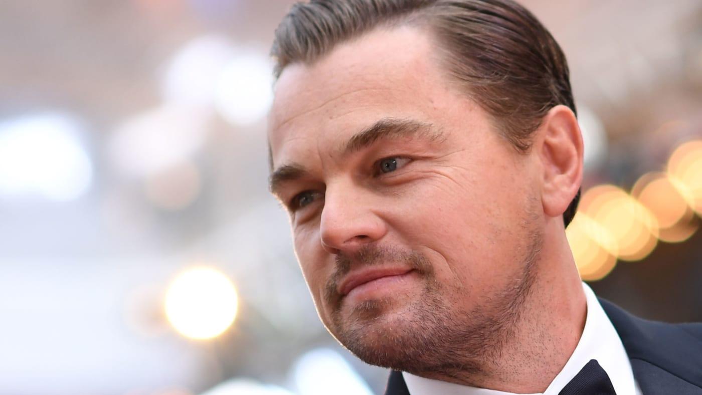Leonardo DiCaprio at the 92nd Academy Awards