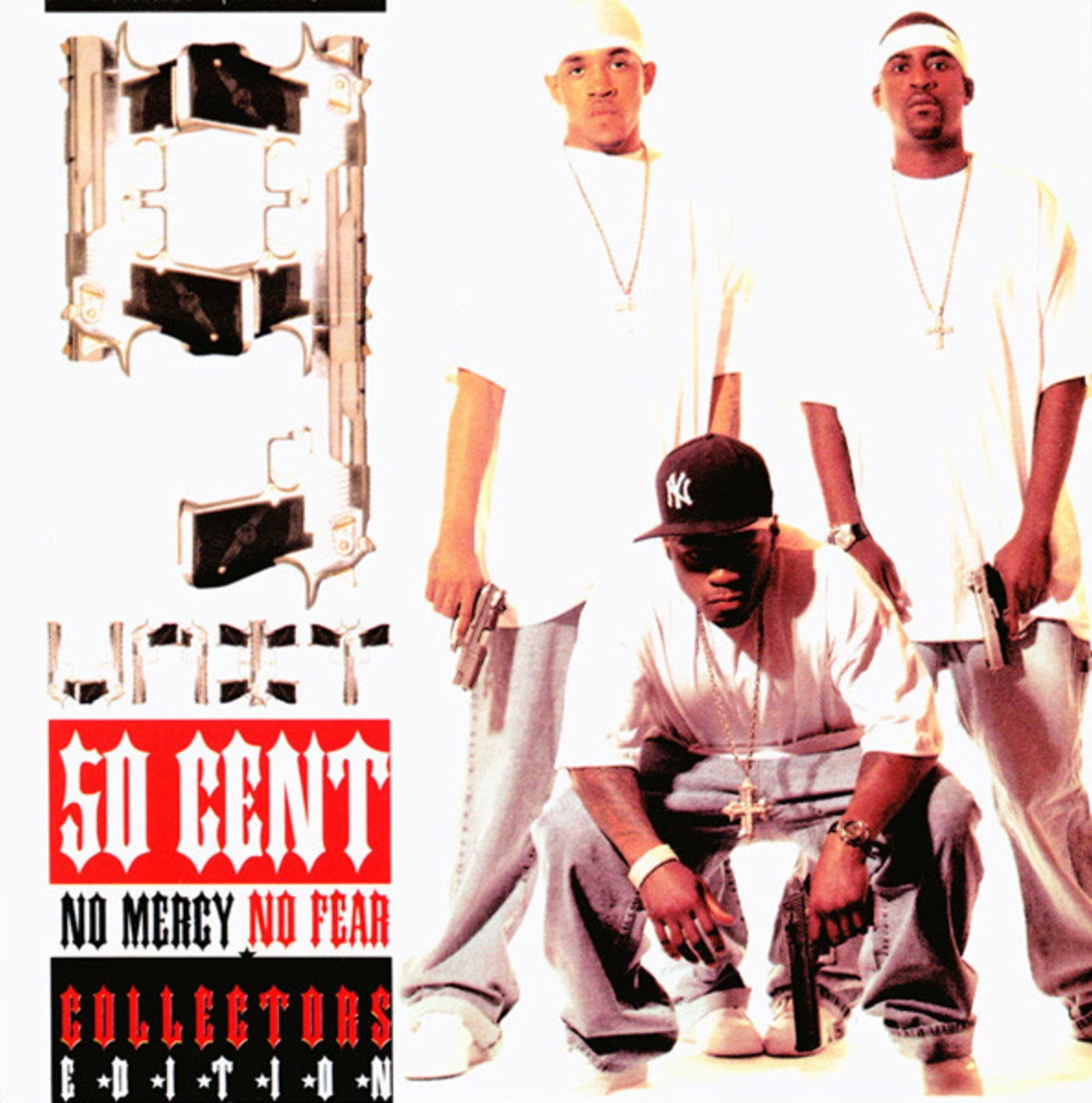 rapper mix tape 50 cent no mercy no fear