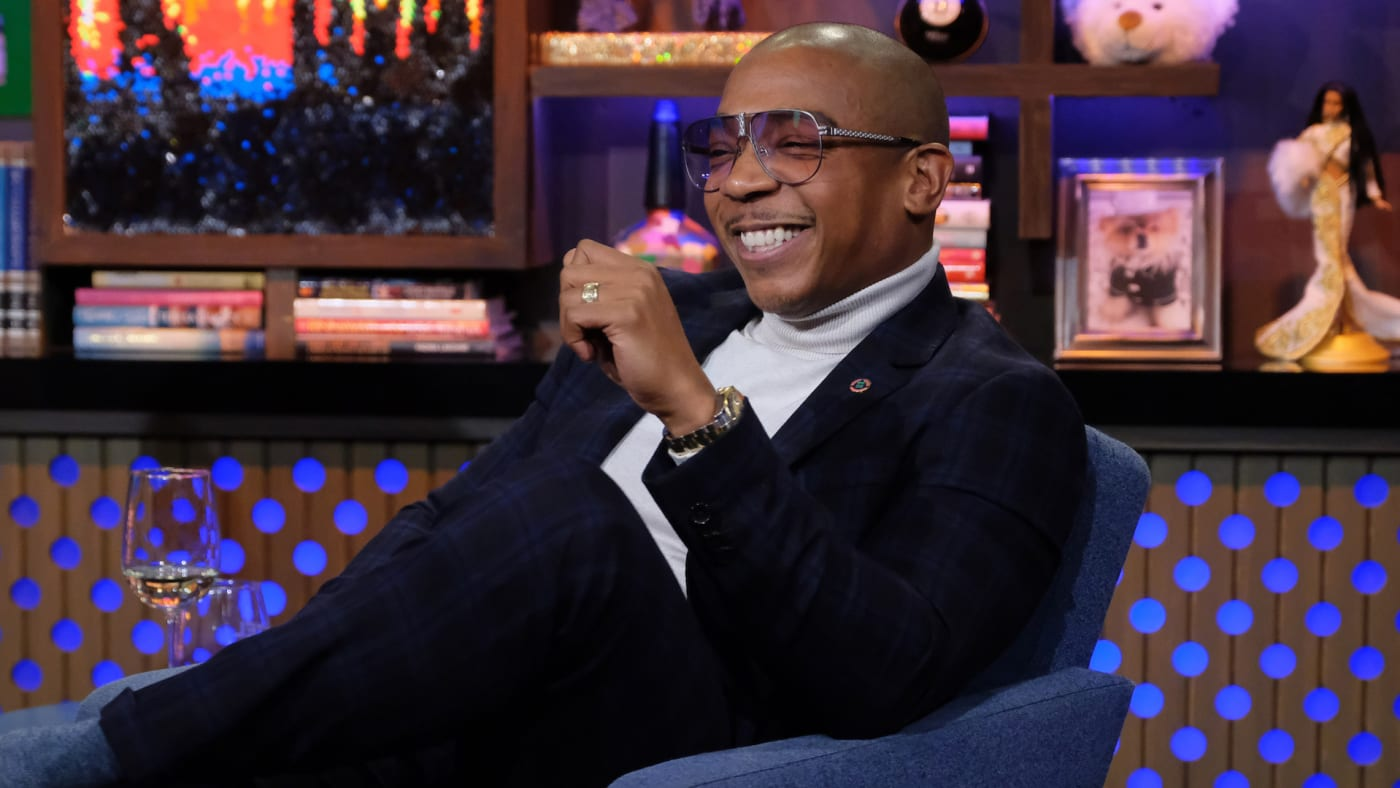 Ja Rule on WATCH WHAT HAPPENS LIVE WITH ANDY COHEN.