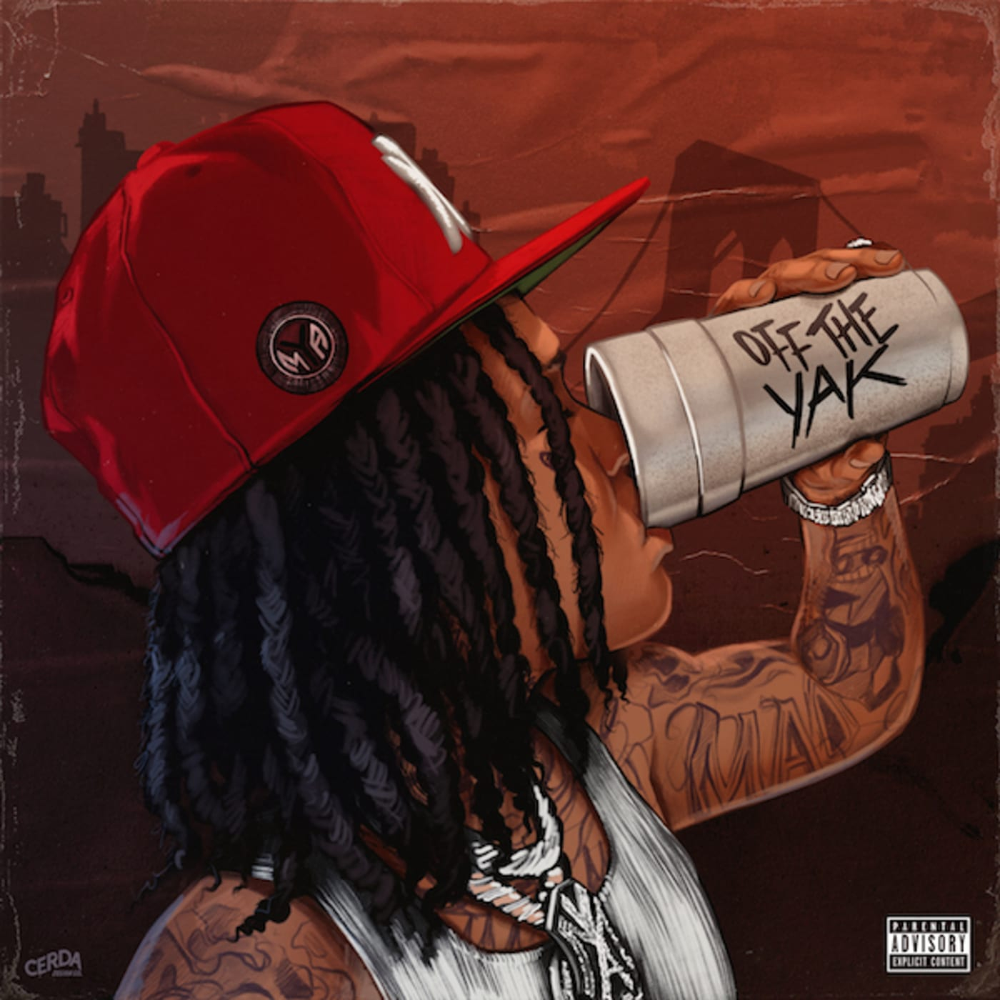 Young M.A—'Off the Yak'