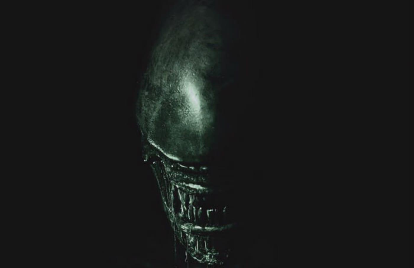 'Alien: Covenant' poster.