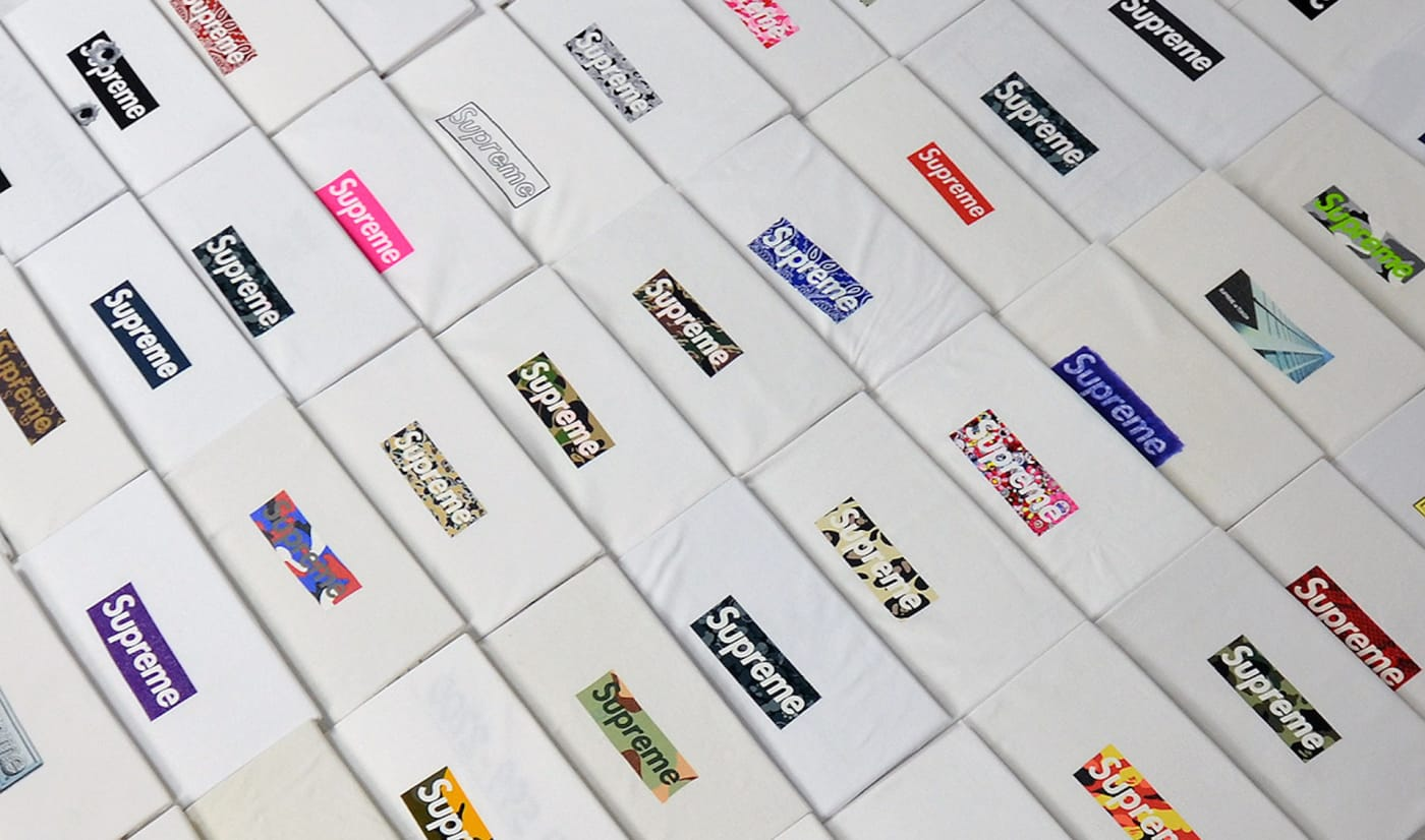 Supreme Box Logo Collection