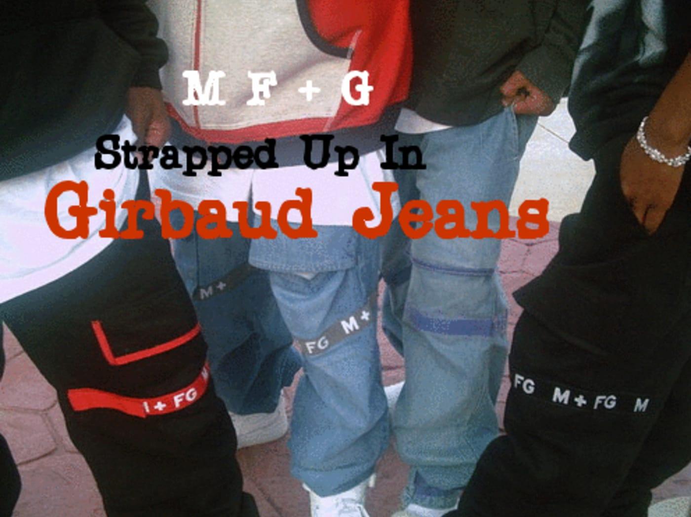 90 greatest 90s fashion girbaud jeans