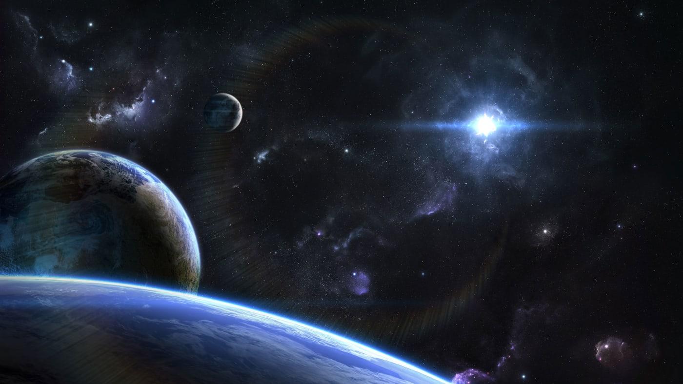 Alien planets/moons
