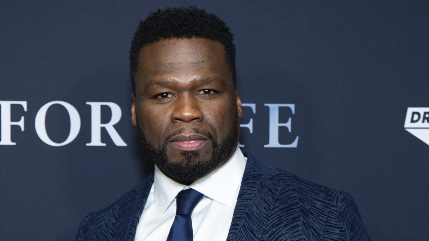 """Talent and executive producers from ABC's new drama """"For Life"""" 50 Cent"""