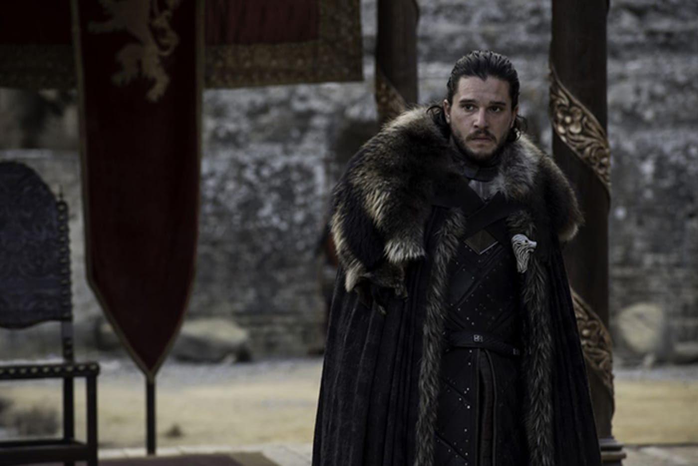 Jon Snow from 'Game of Thrones'