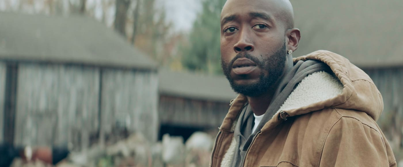 Freddie Gibbs in 'Down With the King'