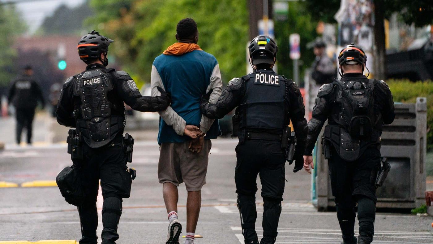 Seattle Cops