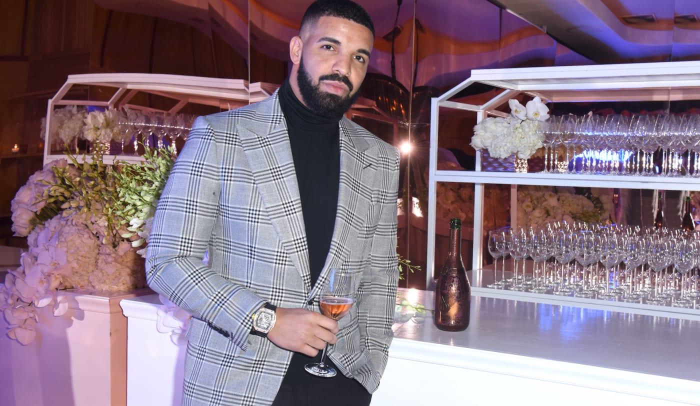 Drake Mod champagne