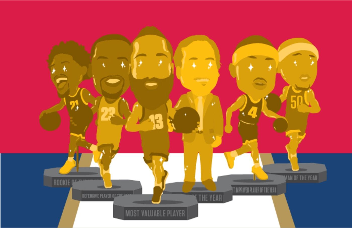 NBA All Star Break 2017 Superlatives
